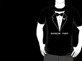 Bachelor party t-SHIRT - ΠΑΠΙΓΙΌΝ