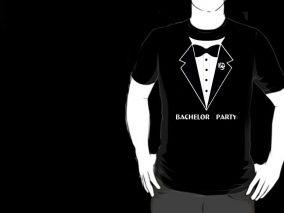 Bachelor party t-SHIRT - ΠΑΠΙΓΙΌΝ