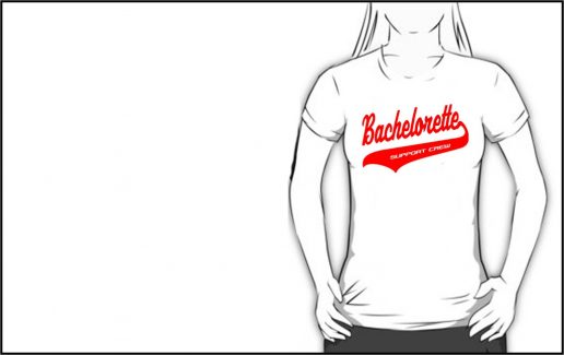 Bachelor party t-shirt Bachelorette