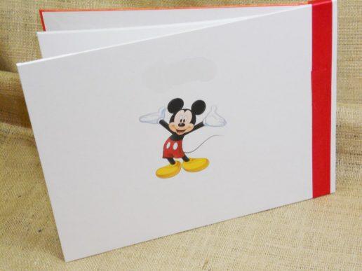 vivlio euxon vaptisis Mickey Mouse