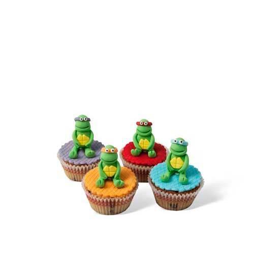 Cupcake Χελωνονιντζάκια 1548