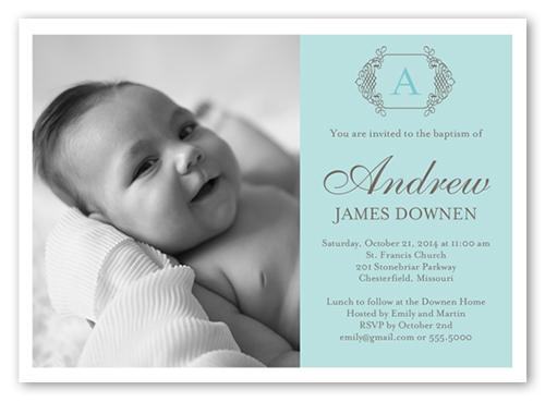Έφτασε η ώρα τηςβάπτισης του μωρού σας! Εμείς στο e-prosklitirio.gr σας έχουμε μια τεράστια ποικιλία με έτοιμα προσκλητήρια βάπτισης! Ωστόσο, σας δίνουμε την ευκαιρία να γίνετε δημιουργικοί! Μοιραστείτε μαζί μας τις σκέψειςσας για το ιδανικό προσκλητήριο βάπτισης και θα το κάνουμε πραγματικότητα! Εδώ σας παρουσιάζουμε μερικές ιδέες…