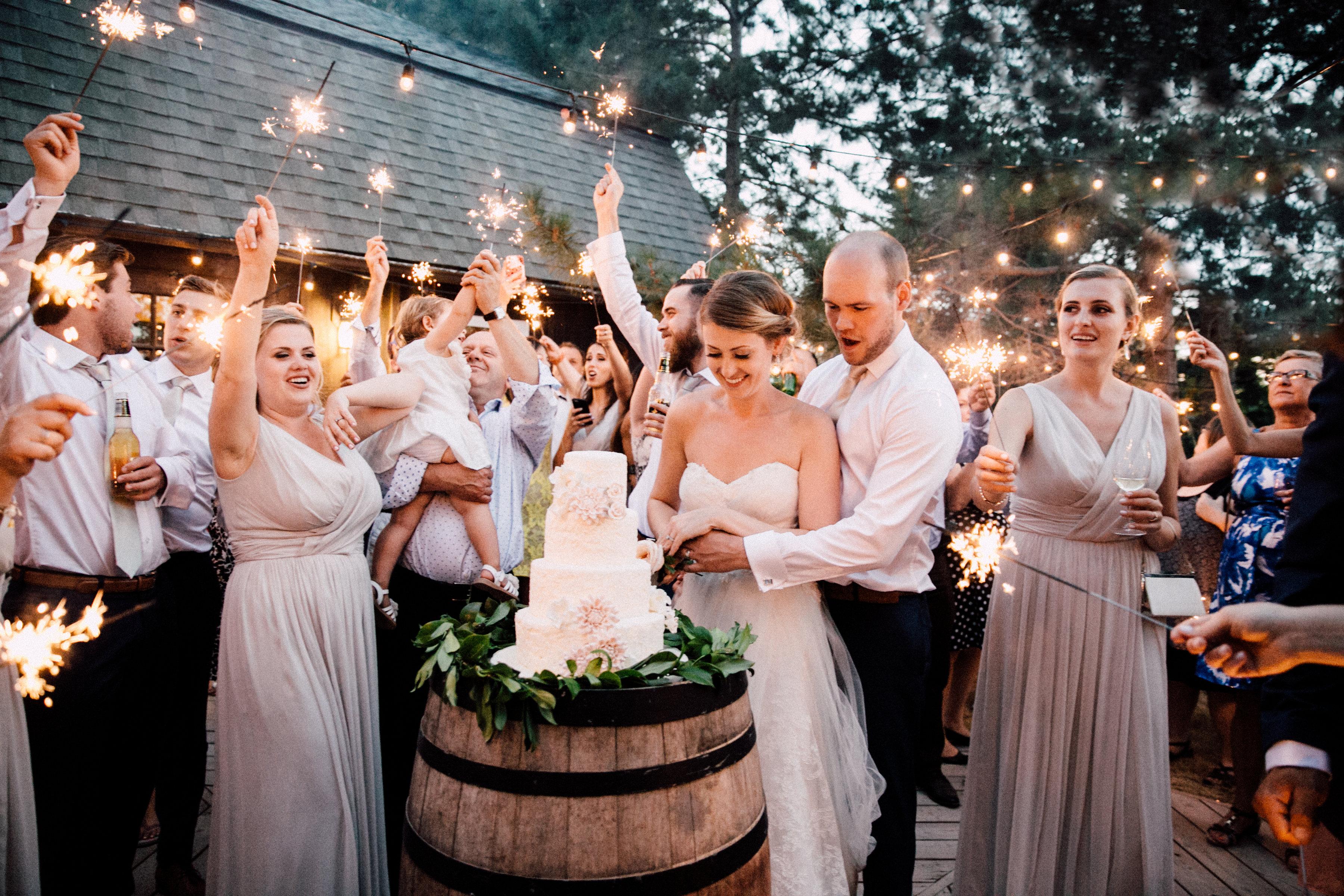 Ένας εναλλακτικός μπουφές για τη γαμήλια δεξίωσή σας | e ...